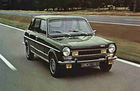 1974 Simca 1100 Overview