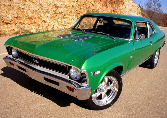 1970 Chevrolet Nova - Pictures - CarGurus