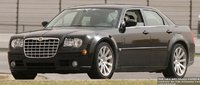 2008 Chrysler 300 SRT-8, side, exterior