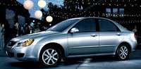2008 Kia Spectra, side, exterior, manufacturer, gallery_worthy