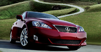 2006 Lexus IS 250, front, manufacturer, exterior