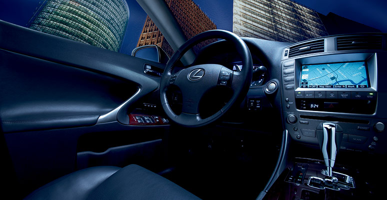 Lexus Is 250 Interior. 2008 Lexus IS 250,
