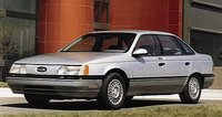1986 Ford Taurus Picture Gallery