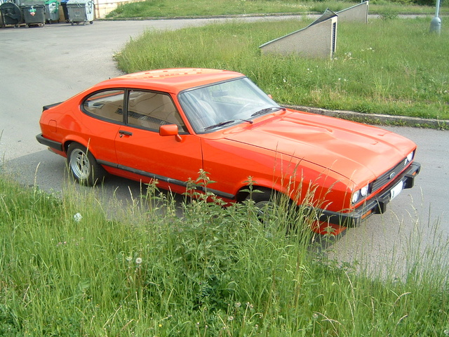 Picture of 1985 Ford Capri, gallery_worthy