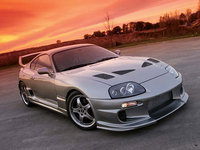 Picture of 1995 Toyota Supra 2 Dr Turbo Hatchback, exterior