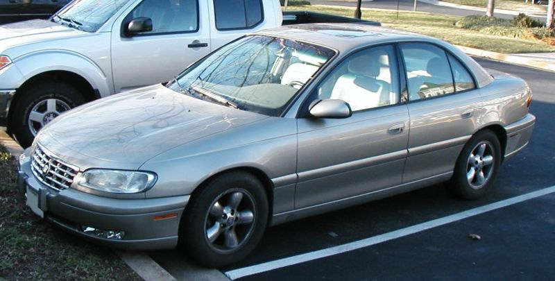 1999 Cadillac Catera 4 Dr STD Sedan picture