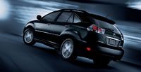 2008 Lexus RX 400h, side, exterior, manufacturer