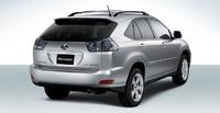2008 Lexus RX 400h, back, exterior, manufacturer