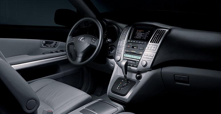 2008 Lexus Rx 400h Pictures Cargurus