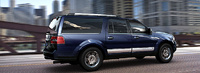 2008 Lincoln Navigator, side, manufacturer, exterior