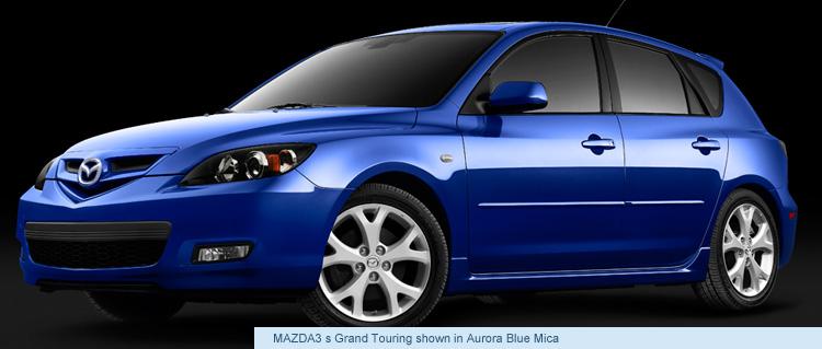 2007 Mazda MAZDA3 Overview