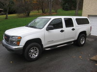 Picture of 2005 GMC Canyon SLE Z71 Crew Cab 4WD, gallery_worthy