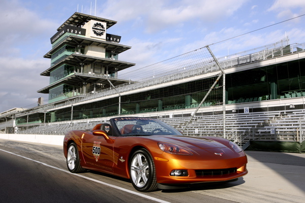 Picture of 2007 Chevrolet Corvette Indy 500 Pace Car Edition