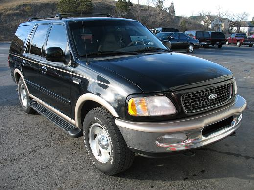 1998 Ford Expedition 4 Dr Eddie Bauer 4WD SUV picture