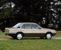 1984 Holden Camira Overview
