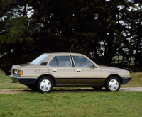 1984 Holden Camira Overview