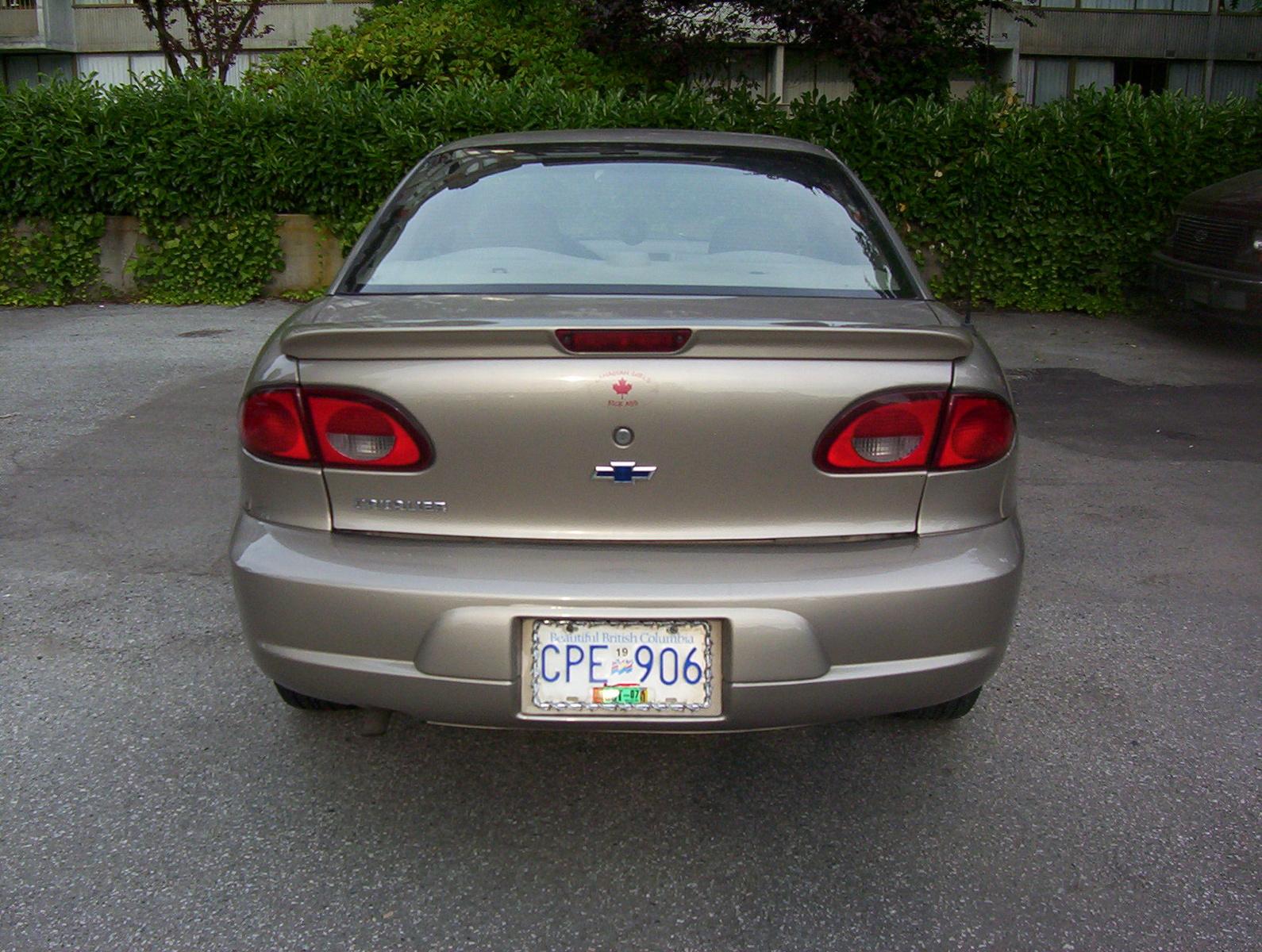 Chevrolet Cavalier Pic