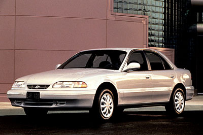 Picture of 1995 Hyundai Sonata GL