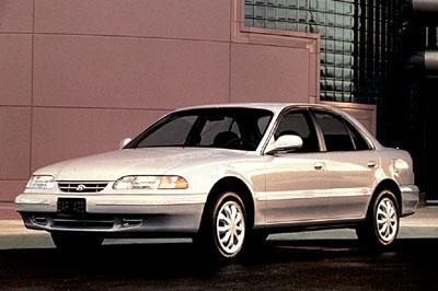 Picture of 1995 Hyundai Sonata GL