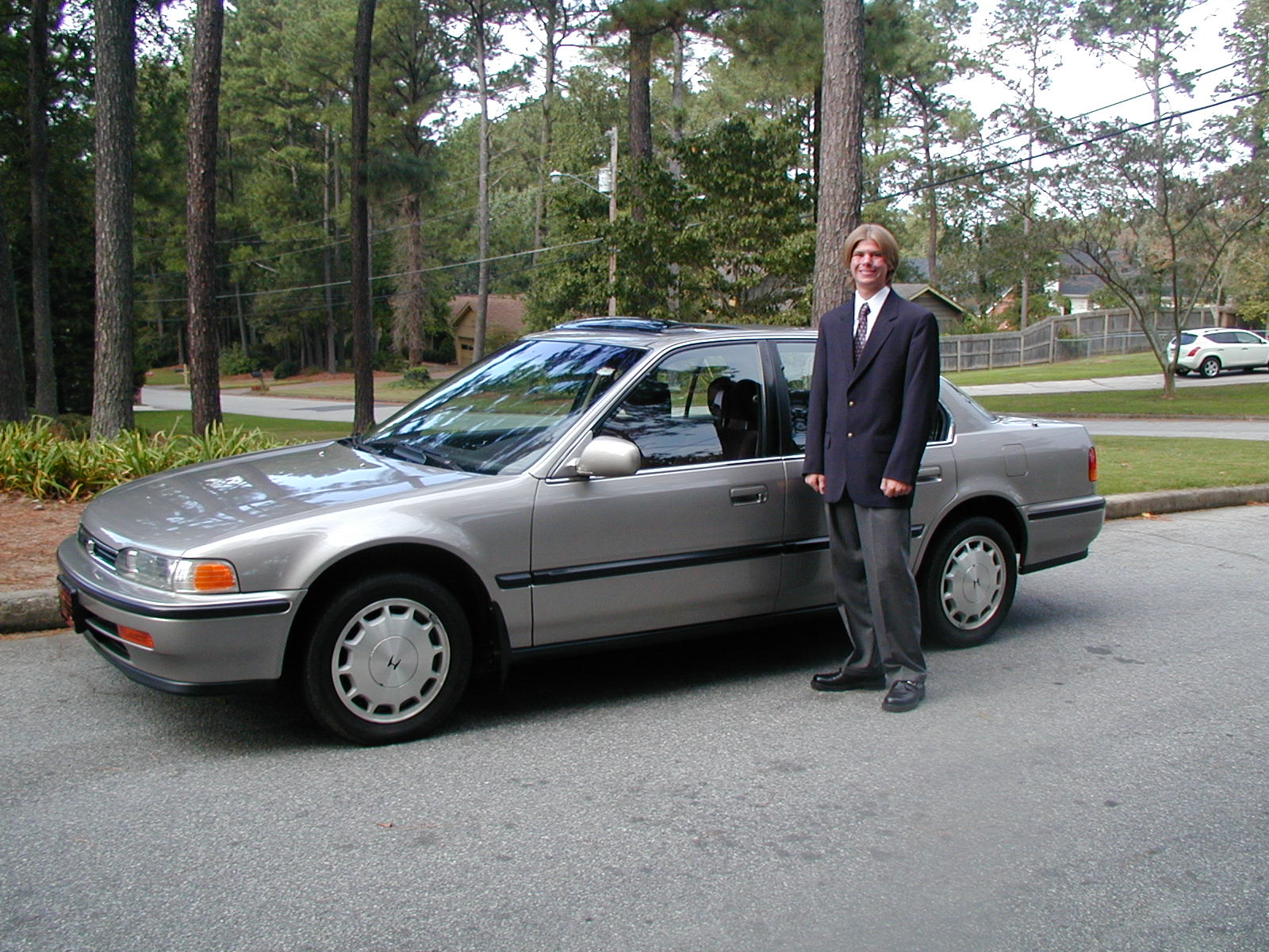 1998 Honda Accord Reviews >> 1993 Honda Accord - Pictures - CarGurus