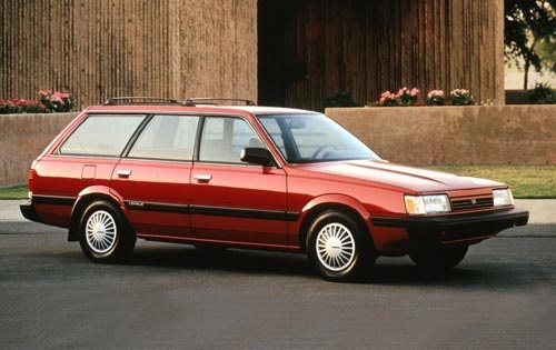 Picture of 1993 Subaru Loyale