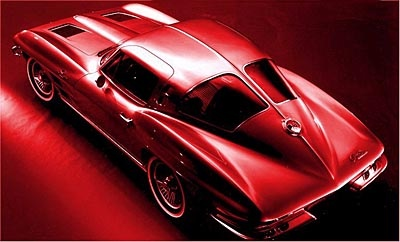 Picture of 1963 Chevrolet Corvette Sting Ray Split Window Coupe RWD, gallery_worthy