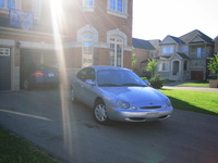 1997 Ford Taurus GL, 1997 Ford Taurus 4 Dr GL Sedan picture