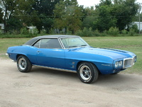 1969 Pontiac Firebird Overview