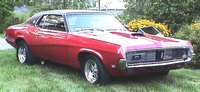 Picture of 1969 Mercury Cougar