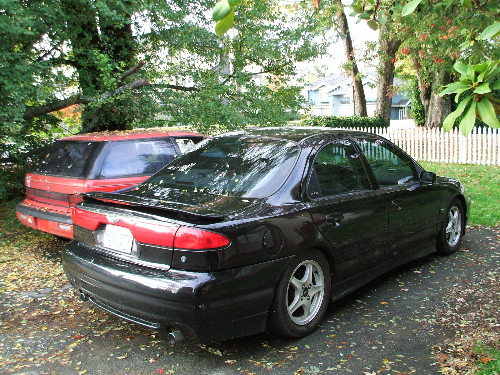 1999 Ford Contour SVT 4 Dr STD Sedan - Pictures - Picture of 1999 Ford ...