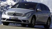 2008 Mercedes-Benz R-Class Overview