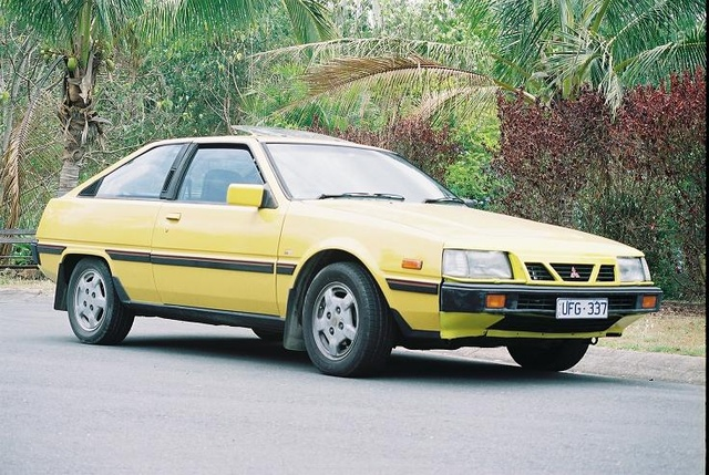 Picture of 1987 Mitsubishi Cordia, gallery_worthy