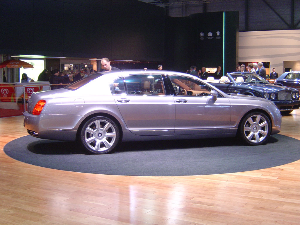 2007 bentley continental flying spur other pictures cargurus. Black Bedroom Furniture Sets. Home Design Ideas