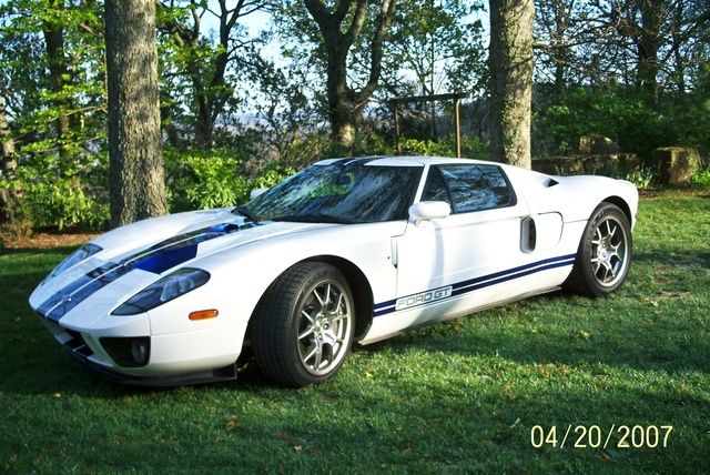 Picture of 2005 Ford GT Coupe