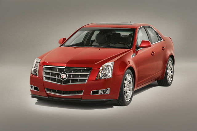 Picture of 2008 Cadillac CTS 3.6L RWD, exterior, gallery_worthy