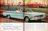 1962 Oldsmobile Cutlass Overview