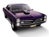 1967 Pontiac GTO Picture Gallery