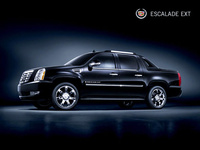 2008 Cadillac Escalade EXT Base picture, 12