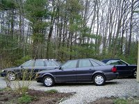 Picture of 1993 Audi 90 S FWD, gallery_worthy