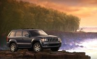 2008 Jeep Grand Cherokee, 08 Jeep Grand Cherokee, exterior, manufacturer