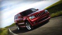 2008 Jeep Grand Cherokee SRT8, 2008 Jeep Grand Cherokee, exterior, manufacturer, gallery_worthy
