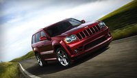 2008 Jeep Grand Cherokee SRT8, 2008 Jeep Grand Cherokee, manufacturer, exterior