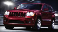 2008 Jeep Grand Cherokee SRT8, manufacturer, exterior