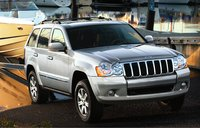 2008 Jeep Grand Cherokee, exterior, manufacturer