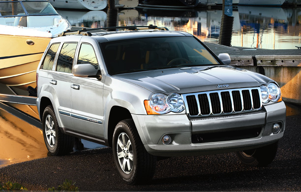2008 jeep grand cherokee overland gas mileage. Black Bedroom Furniture Sets. Home Design Ideas