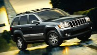 2008 Jeep Grand Cherokee Limited 4WD, 2008 Jeep Grand Cherokee, manufacturer, exterior
