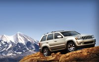 2008 Jeep Grand Cherokee Overland 4WD, 2008 Jeep Grand Cherokee, exterior, manufacturer