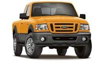 2008 Ford Ranger, front, exterior, manufacturer