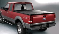 2008 Ford Ranger FX4 Off-Road SuperCab, back view, exterior, manufacturer