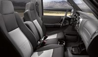 2008 Ford Ranger, front seats, interior, manufacturer